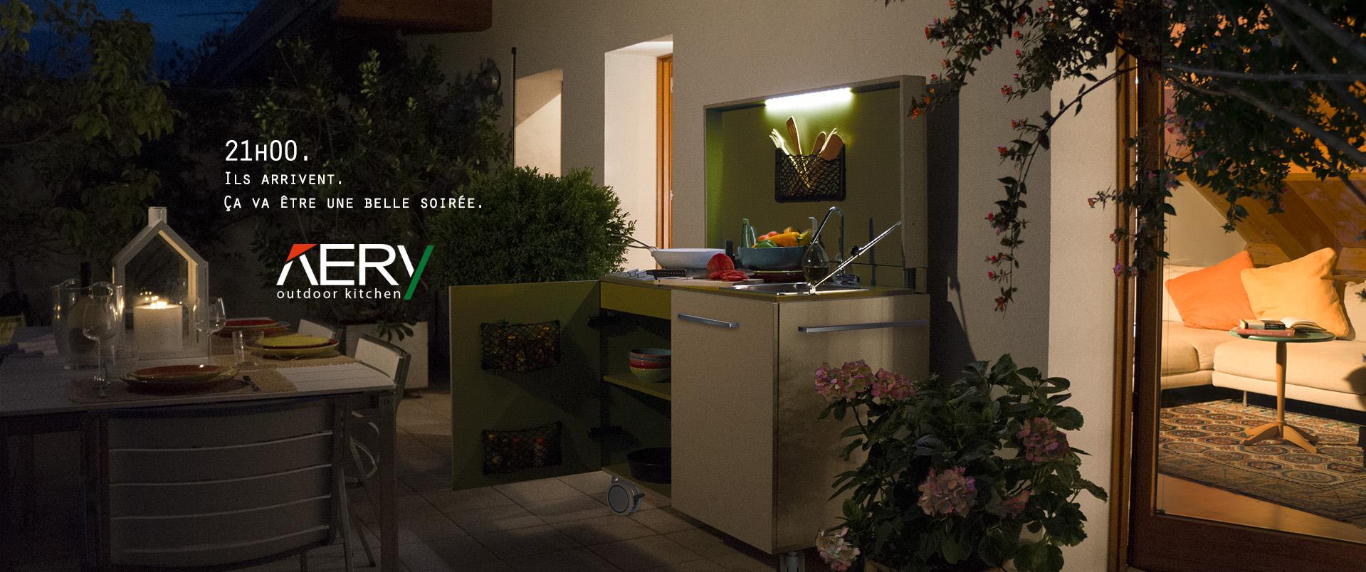 Cuisines meubles d 39 ext rieur for Meubles d exterieur