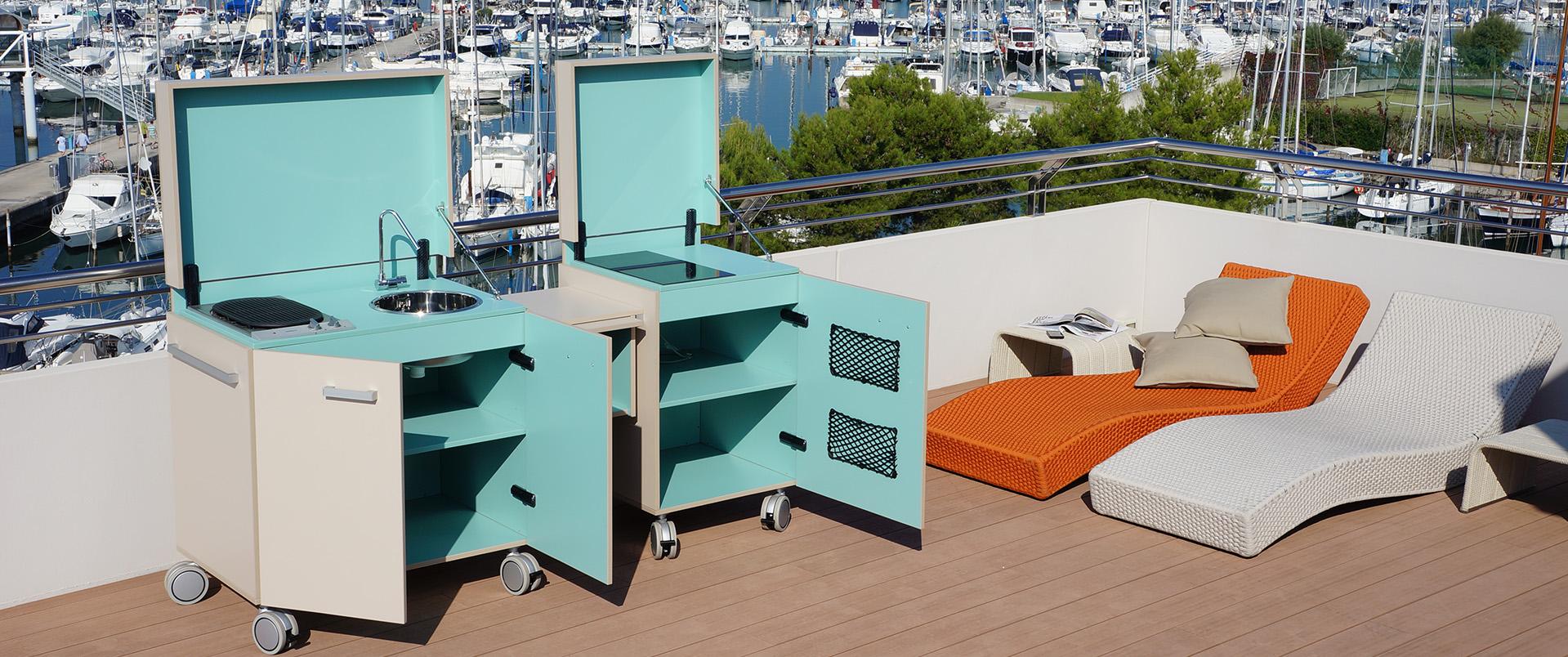 cuisines meubles d 39 ext rieur. Black Bedroom Furniture Sets. Home Design Ideas
